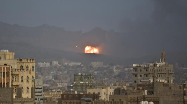 Saudi-led Airstrikes Kill Hundreds in Yemen