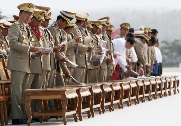 Burma: Brazen Bid for Presidential Immunity