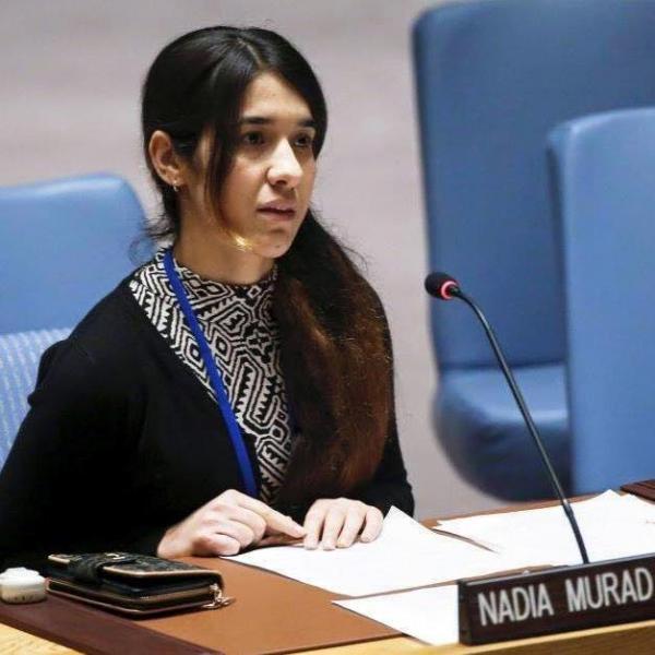 Alliance internationale de la «justice»: Sélectionne honorer les femmes yézidis personnalité générale et nommé un certain nombre de femmes de la bibliothèque exécutif