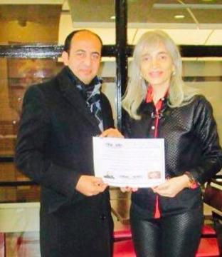 Premier Alliance honore le président de la Fédération des ambassadeurs internationaux