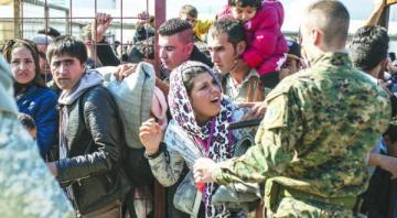 Pour freiner l'afflux de réfugiés: pays de l'UE forment une nouvelle force pour protéger la frontière, au milieu d'un certain nombre de critiques