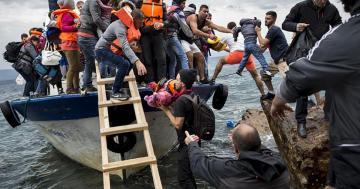 UE : « Voyage du désespoir » - la crise migratoire