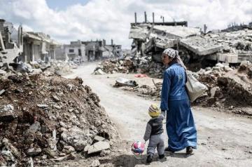 Les lois actuelles guerres de sanction et Din..oualemqatlon des ravages