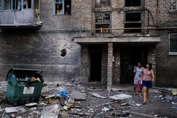 Ukraine : Blocage de l'aide humanitaire