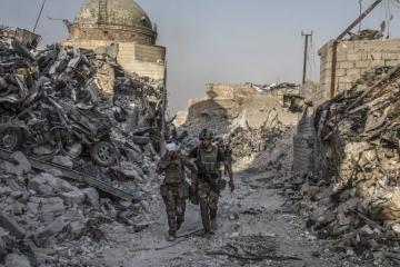 Daech : de la déroute militaire à la défaite politique, quel itinéraire ?