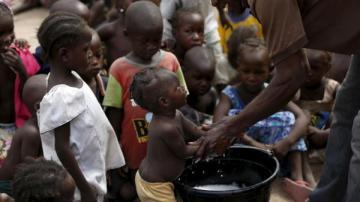 Nigeria, la souffrance des enfants entre le risque de Boko Haram et la crise humanitaire aggravation