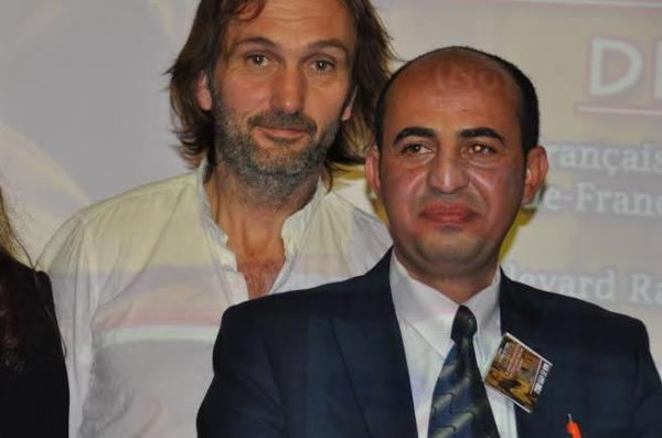 """Discours du Président de Alliance internationale pour la défense des droits et libertés """"AIDL"""