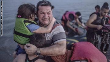Vous devez fournir un refuge pour les personnes déplacées à travers le monde