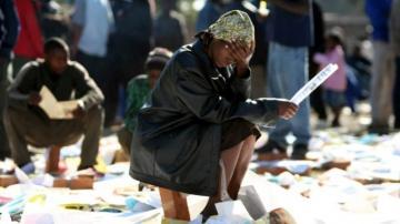 AFRIQUE DU SUD : VIOLENCE CONTRE LES ETRANGERS AFRICAINS. AIDL S'INDIGNE ET DENONCE LE SILENCE COUPABLE DE LA COMMUNAUTE INTERNATIONALE .